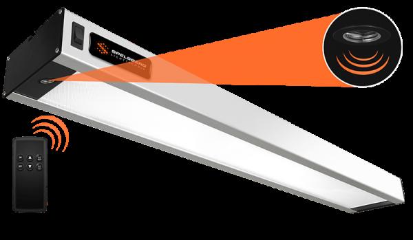 APL-I A 1200 basic-line sense remote DIM